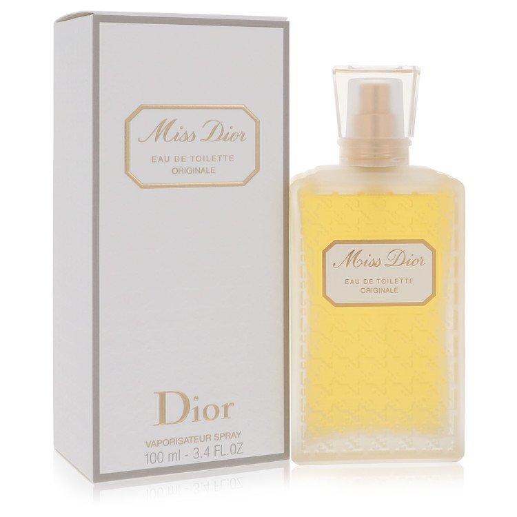 MISS DIOR Originale by Christian Dior for Women Eau De Toilette Spray 3.4 oz