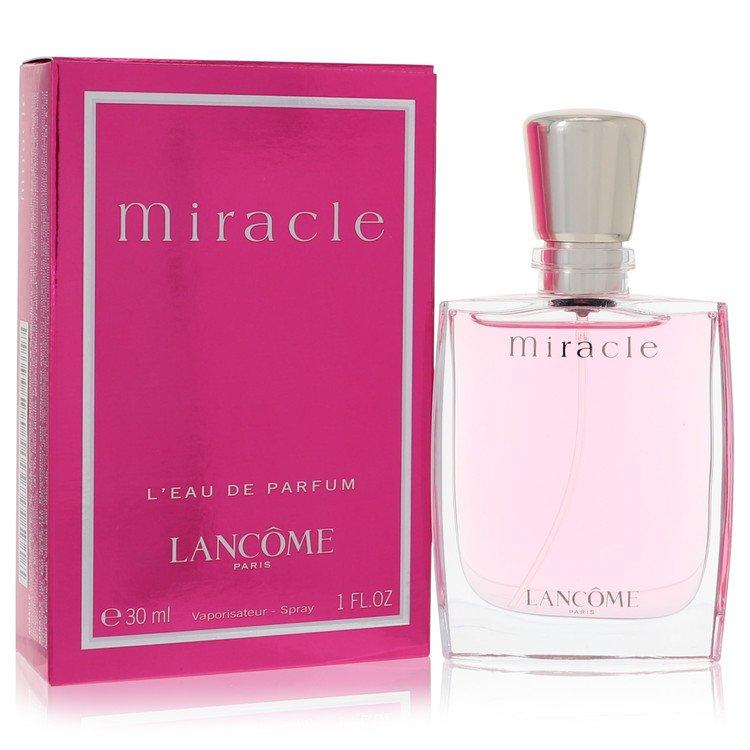 MIRACLE by Lancome for Women Eau De Parfum Spray 1 oz