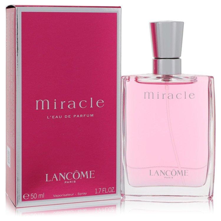 MIRACLE by Lancome for Women Eau De Parfum Spray 1.7 oz