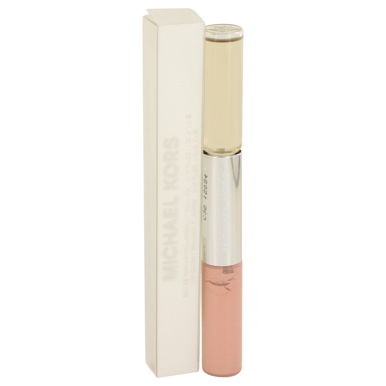 MICHAEL KORS by Michael Kors for Women Mini EDP Roll On + .17 oz Lip Gloss .17 oz