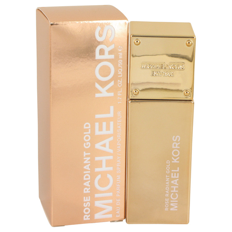 Michael Kors Rose Radiant Gold by Michael Kors for Women Eau De Parfum Spray 1.7 oz