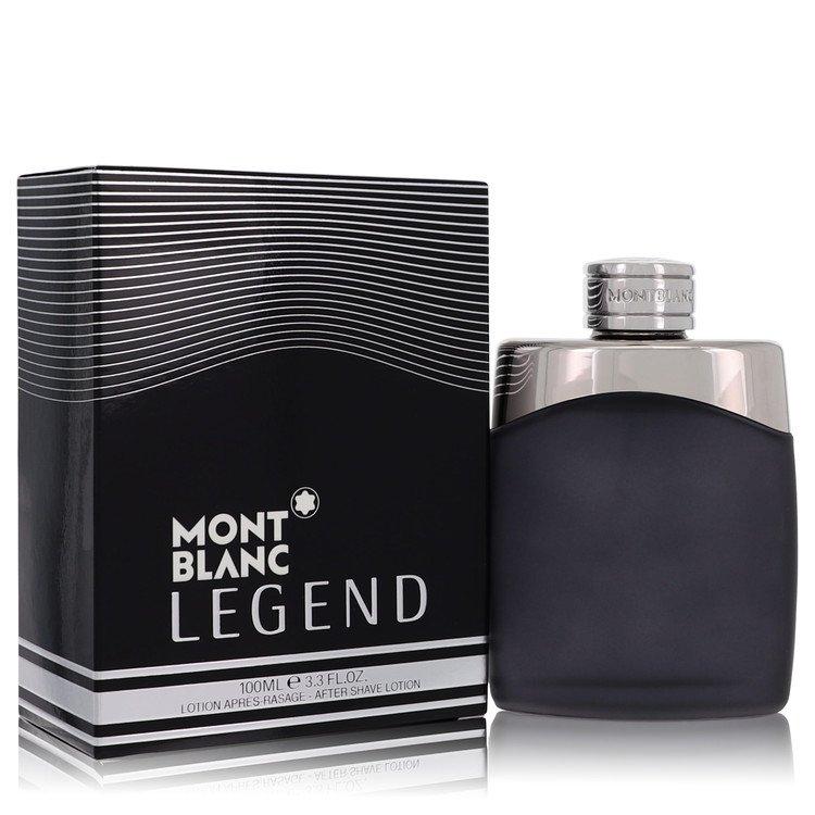 MontBlanc Legend by Mont Blanc for Men After Shave 3.3 oz