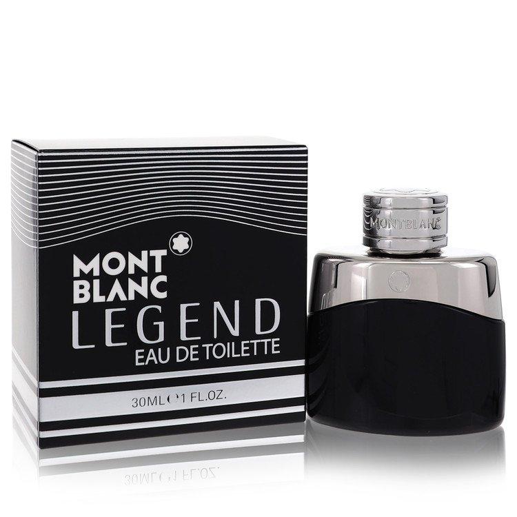 MontBlanc Legend by Mont Blanc for Men Eau De Toilette Spray 1 oz