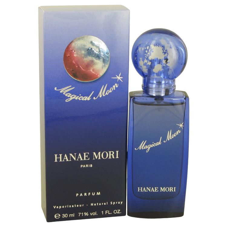 Magical Moon by Hanae Mori for Women Eau De Parfum Spray 1 oz