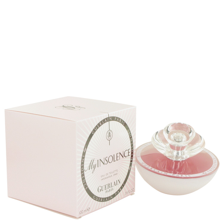 My Insolence by Guerlain for Women Eau De Toilette Spray 3.4 oz