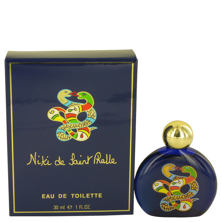 NIKI DE SAINT PHALLE by Niki de Saint Phalle for women Eau De Toilette Spray 1 oz