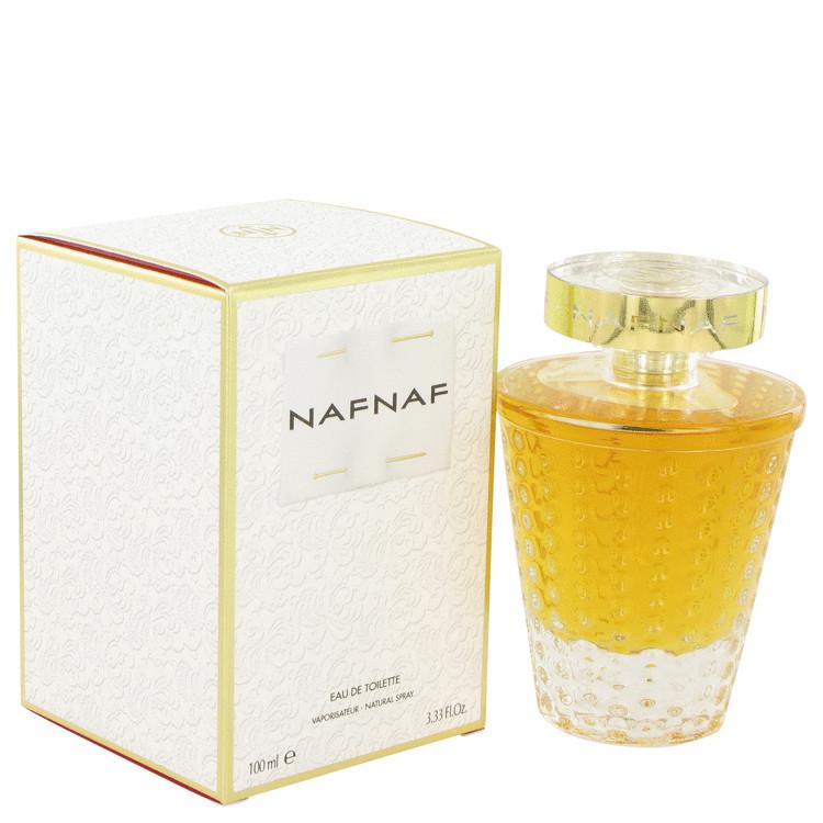 Naf Naf by Naf Naf for Women Eau De Toilette Spray 3.4 oz