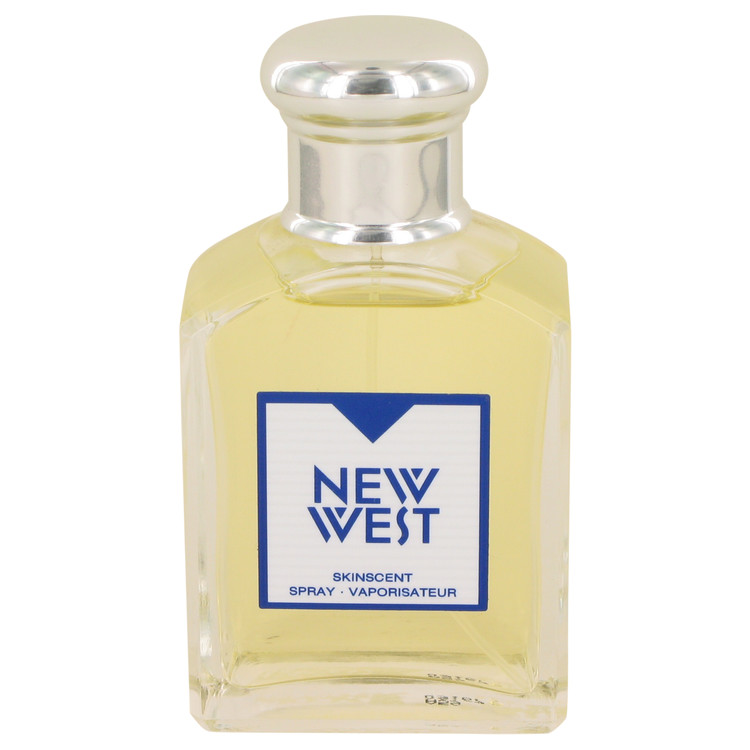 New West by Aramis for Men Skinscent Spray (Tester) 3.4 oz