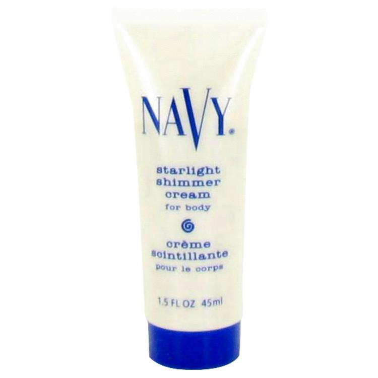 NAVY by Dana for Women Starlight Shimmer Body Cream 1.5 oz