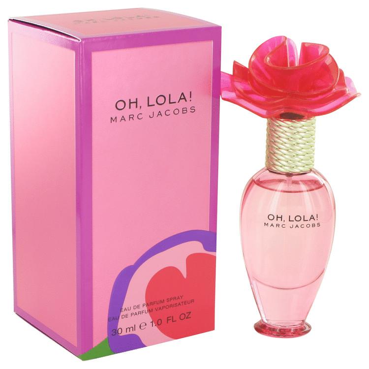 Oh Lola by Marc Jacobs for Women Eau De Parfum Spray 1 oz