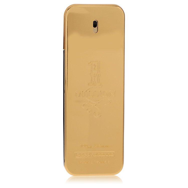 1 Million by Paco Rabanne for Men Eau De Toilette Spray (Tester) 3.4 oz