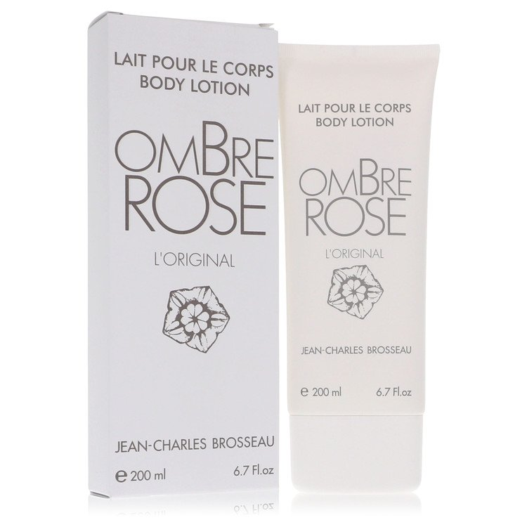 Ombre Rose by Brosseau for Women Body Lotion 6.7 oz