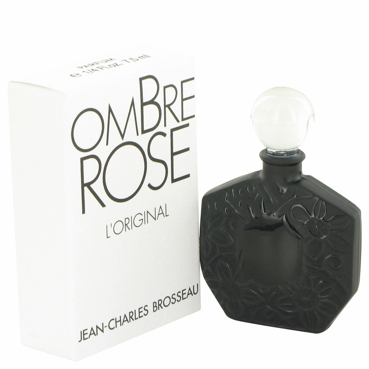 Ombre Rose by Brosseau for Women Pure Perfume .25 oz