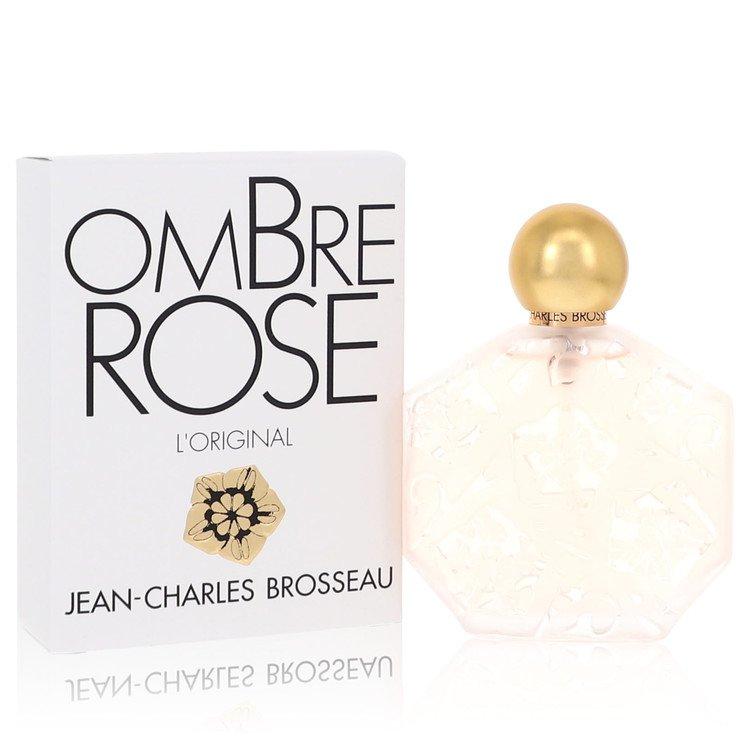 Ombre Rose by Brosseau for Women Eau De Toilette Spray 1.7 oz