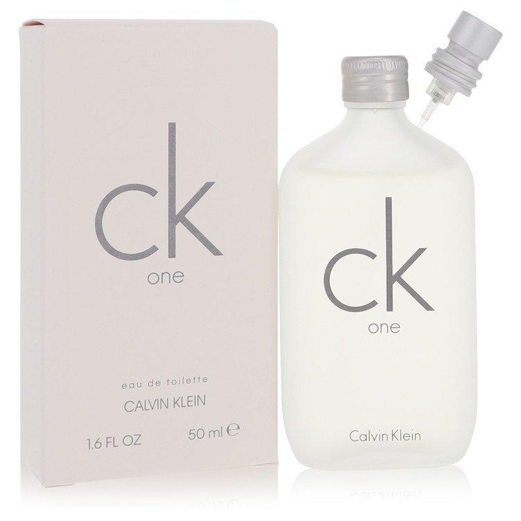 CK ONE by Calvin Klein for Women Eau De Toilette Pour/Spray (Unisex) 1.7 oz