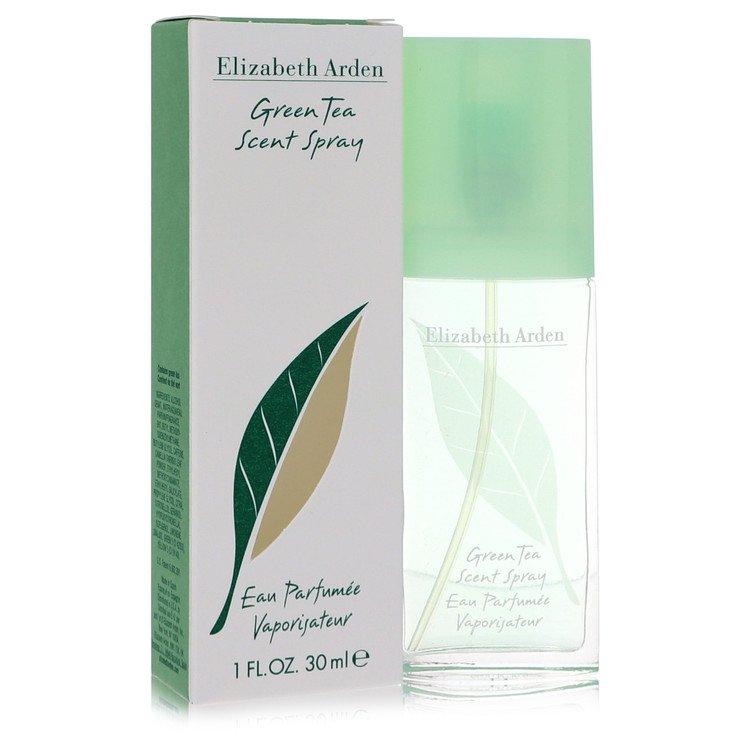GREEN TEA by Elizabeth Arden for Women Eau De Parfum Spray 1 oz
