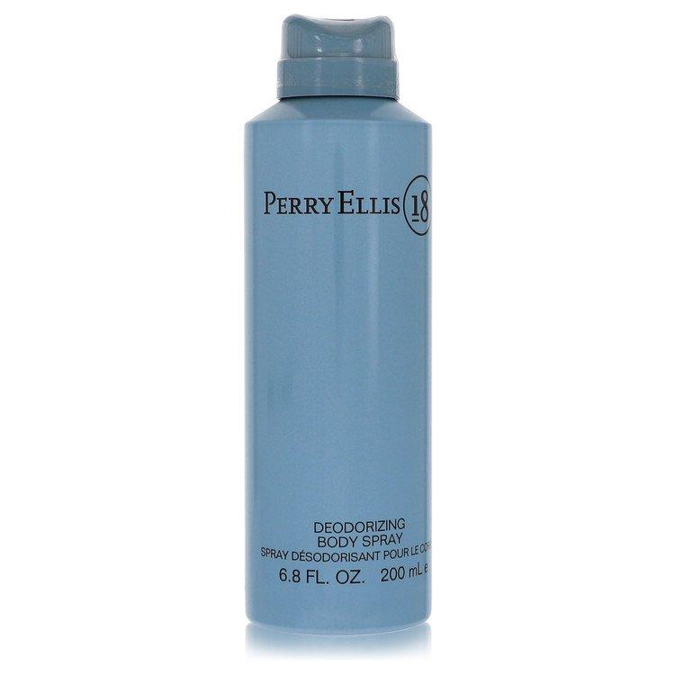 Perry Ellis 18 by Perry Ellis for Men Body Spray 6.8 oz