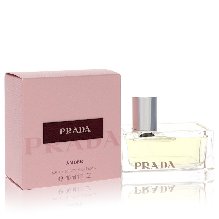 Prada Amber by Prada for Women Eau De Parfum Spray 1 oz