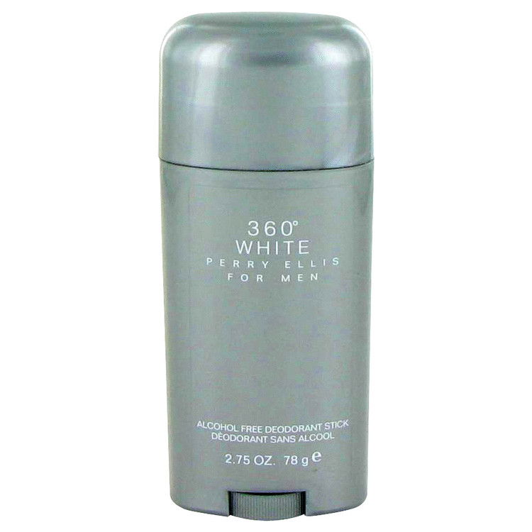 Perry Ellis 360 White by Perry Ellis for Men Deodorant Stick 2.5 oz