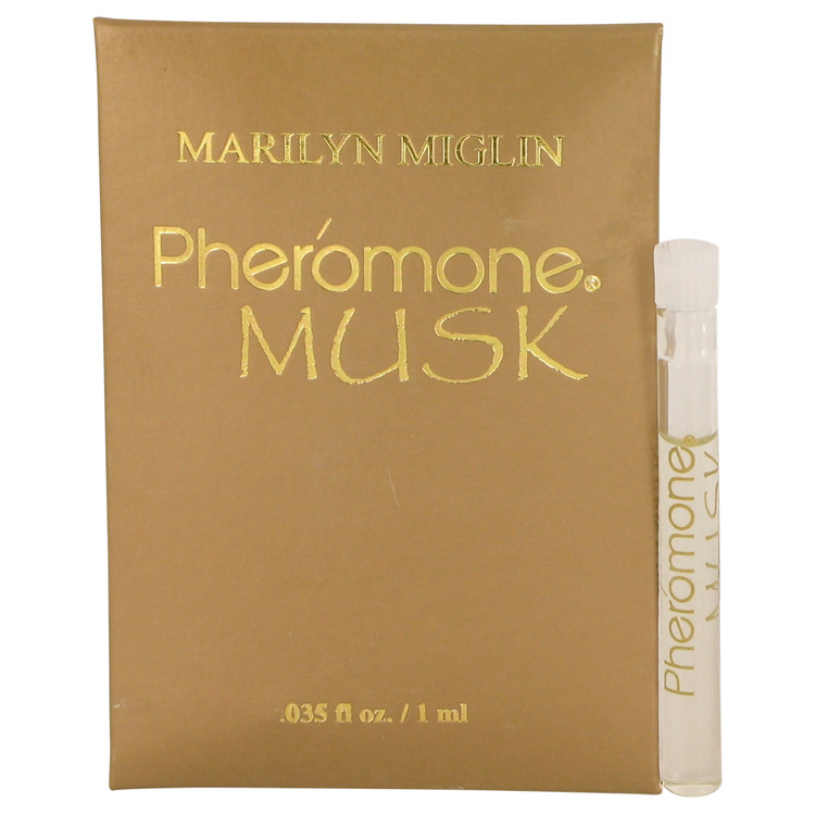 Pheromone Musk by Marilyn Miglin for Women Vial (sample) .035 oz