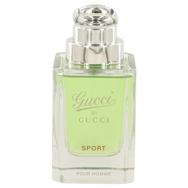 Gucci Pour Homme Sport by Gucci for Men Eau De Toilette Spray (Tester) 3 oz