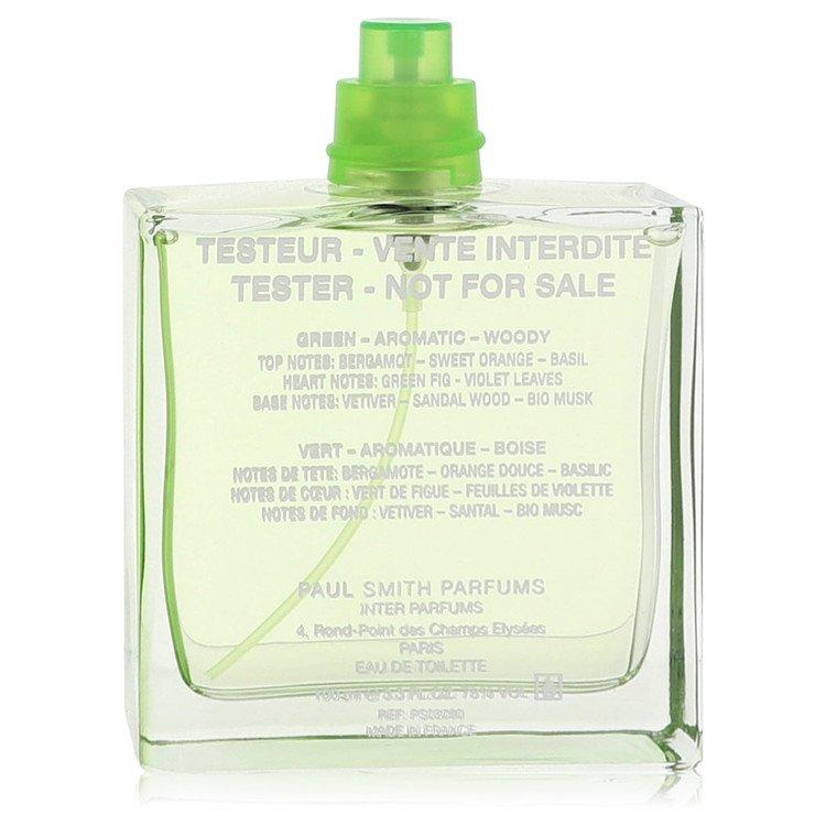 PAUL SMITH by Paul Smith for Men Eau De Toilette Spray (Tester) 3.4 oz