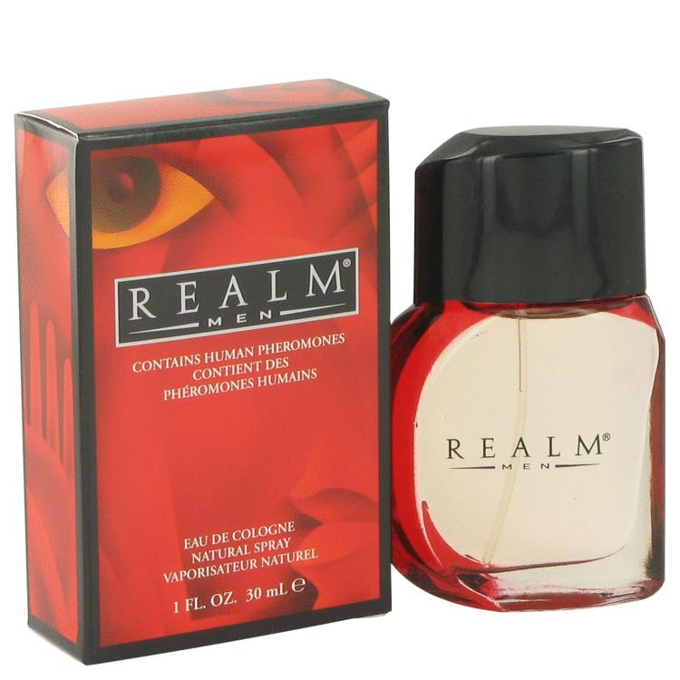 REALM by Erox for Men Eau De Toilette / Cologne Spray 1 oz