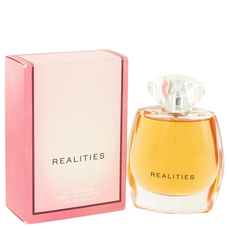 Realities (New) by Liz Claiborne for Women Eau De Parfum Spray 1.7 oz