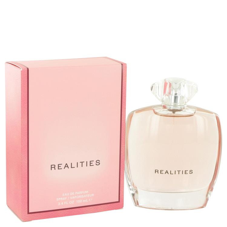 Realities (New) by Liz Claiborne for Women Eau De Parfum Spray 3.4 oz