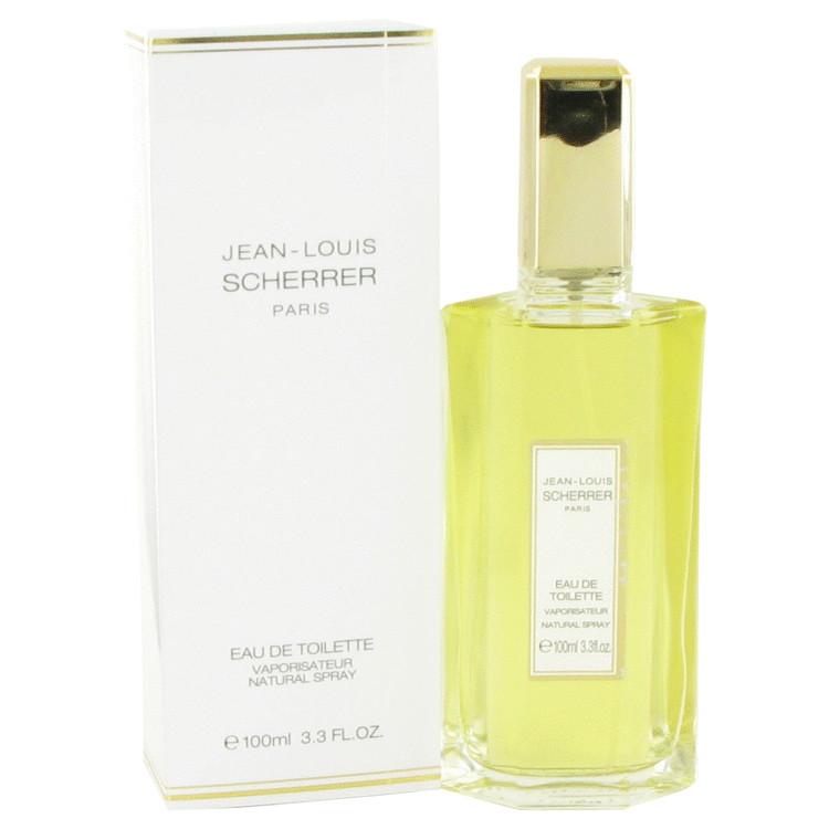 SCHERRER by Jean Louis Scherrer for Women Eau De Toilette Spray 3.4 oz