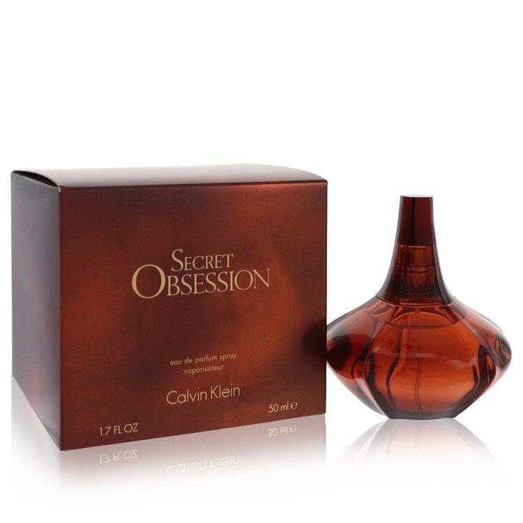 Secret Obsession by Calvin Klein for Women Eau De Parfum Spray 1.7 oz