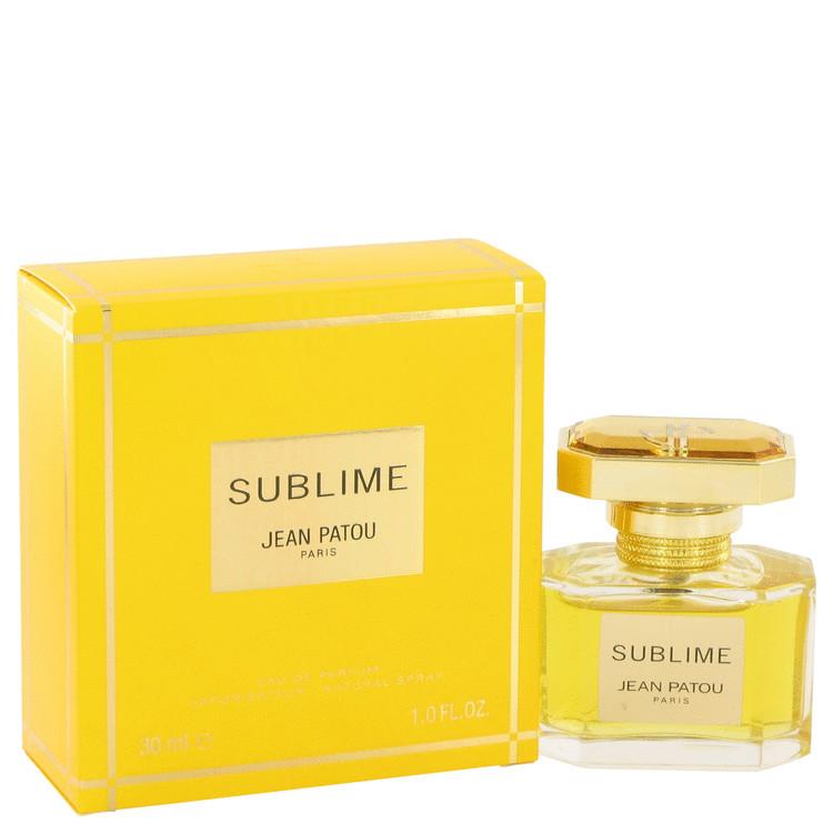 SUBLIME by Jean Patou for Women Eau De Parfum Spray 1 oz