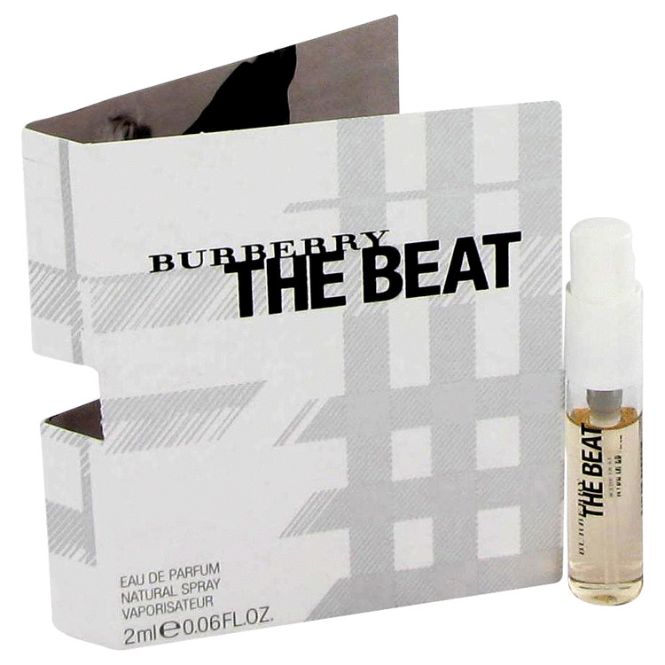 The Beat by Burberry for Women Vial (sample) .06 oz