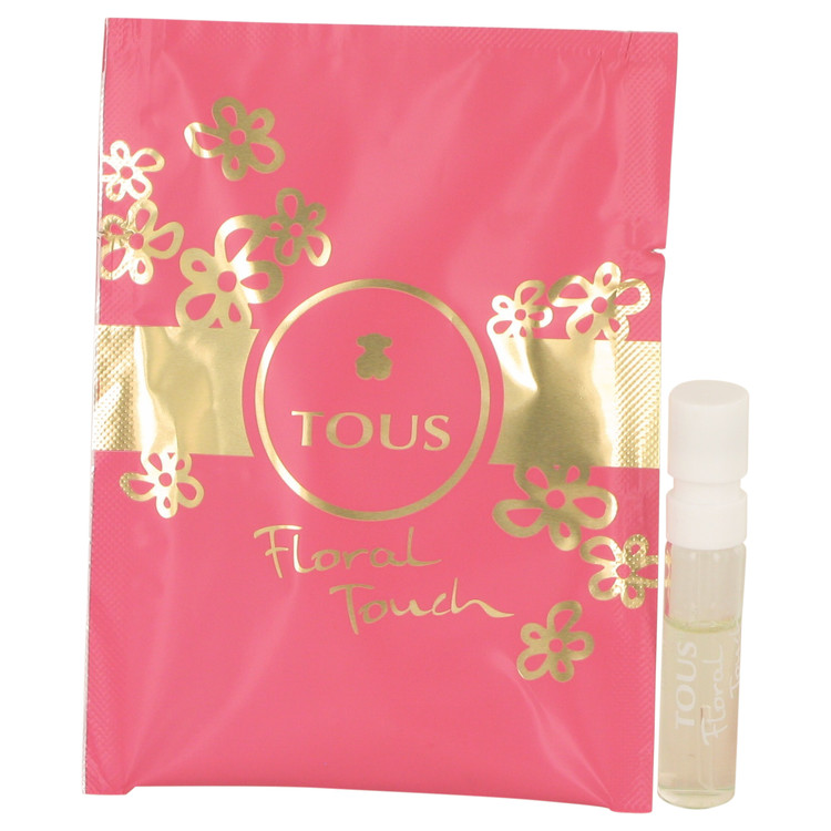 Tous Floral Touch by Tous for Women Vial (sample) .05 oz