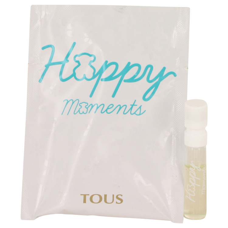 Tous Happy Moments by Tous for Women Vial (sample) .05 oz