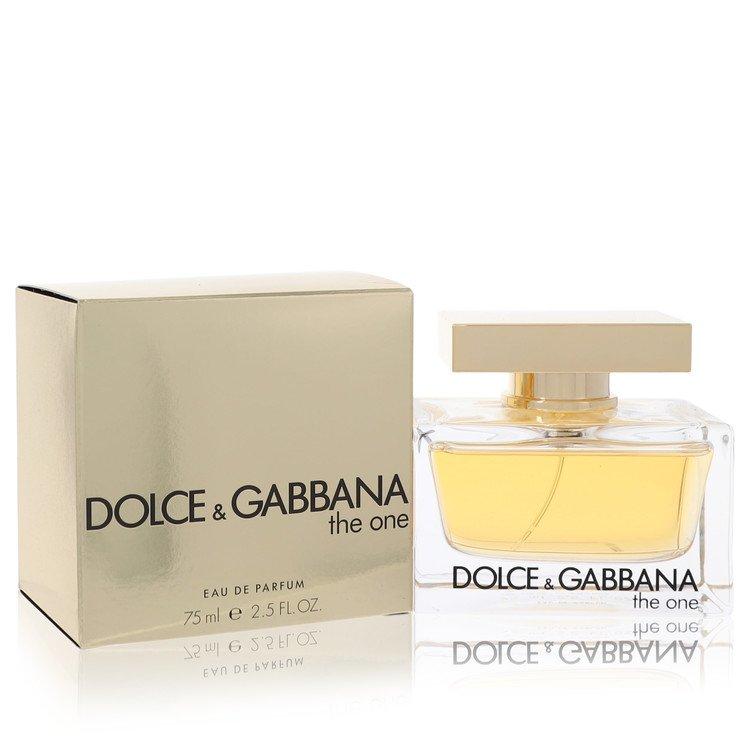The One by Dolce & Gabbana for Women Eau De Parfum Spray 2.5 oz