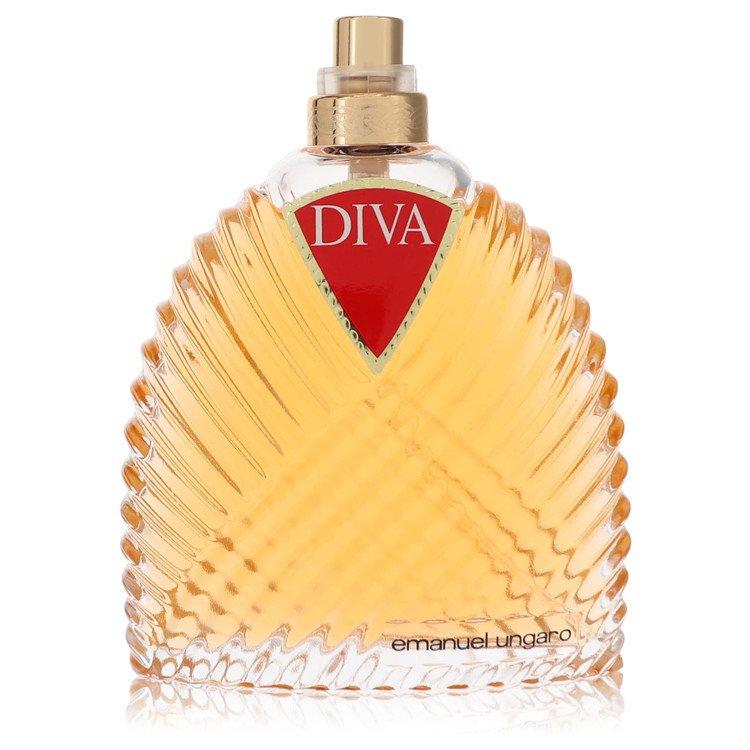 DIVA by Ungaro for Women Eau De Parfum Spray (Tester) 3.4 oz