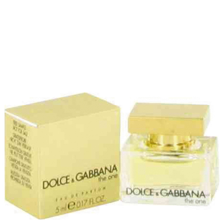 The One by Dolce & Gabbana for Women Mini EDP .17 oz