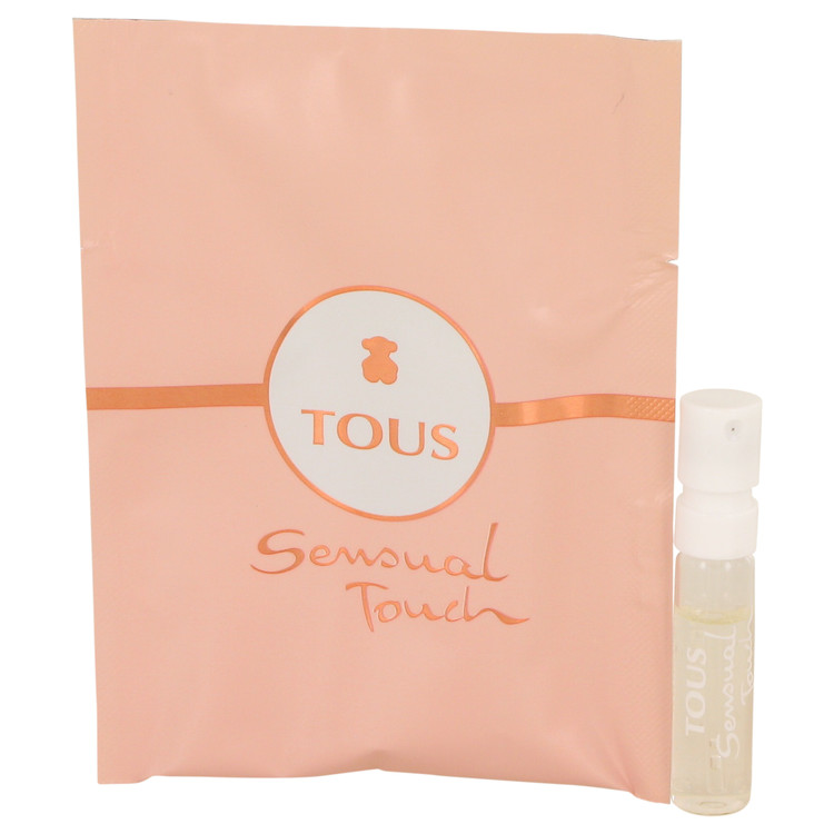 Tous Sensual Touch by Tous for Women Vial (sample) .05 oz