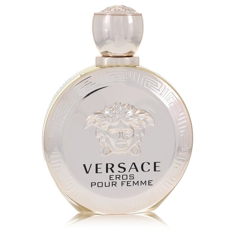 Versace Eros by Versace for Women Eau De Parfum Spray (Tester) 3.4 oz