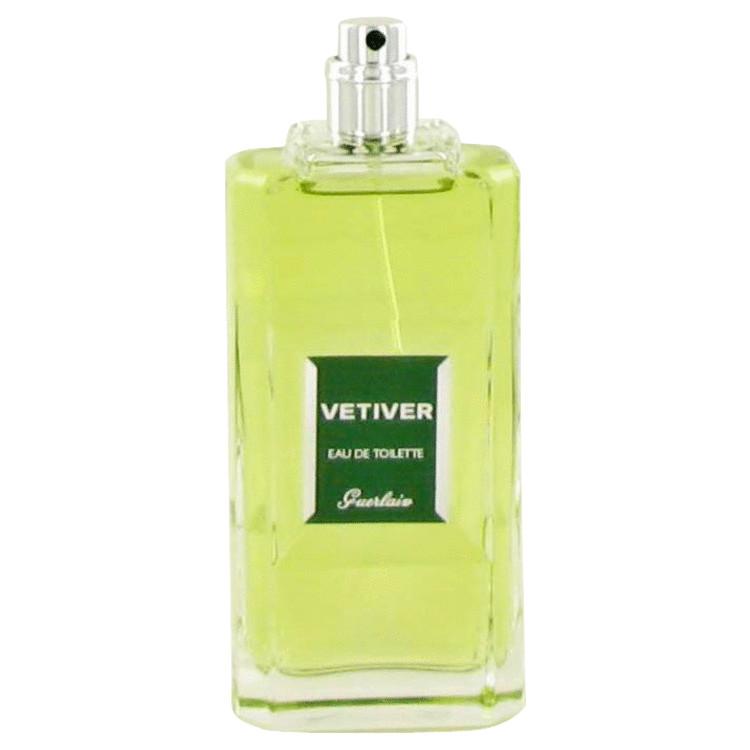 VETIVER GUERLAIN by Guerlain for Men Eau De Toilette Spray (Tester) 3.4 oz