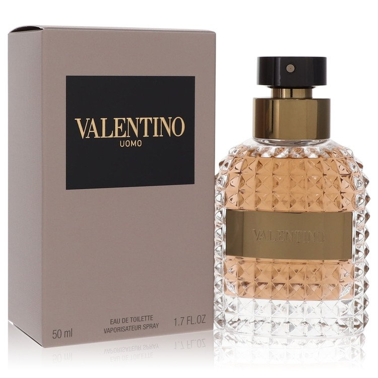 Valentino Uomo by Valentino for Men Eau De Toilette Spray 1.7 oz