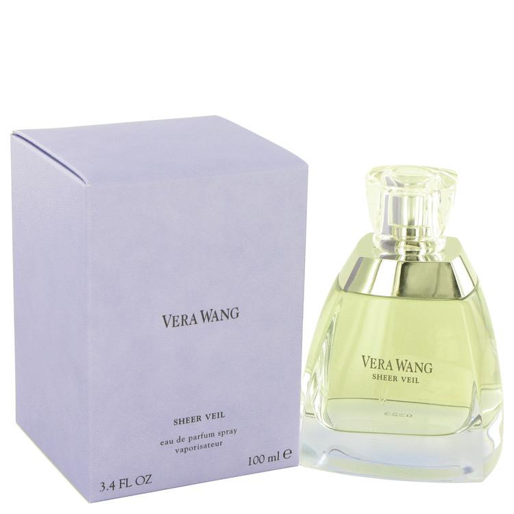 VERA WANG SHEER VEIL by Vera Wang for Women Eau De Parfum Spray 3.4 oz