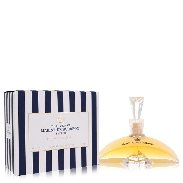 MARINA DE BOURBON by Marina De Bourbon for Women Eau De Parfum Spray 3.3 oz