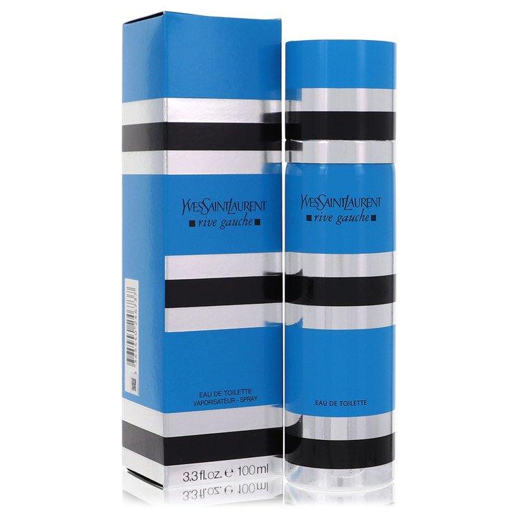 RIVE GAUCHE by Yves Saint Laurent for Women Eau De Toilette Spray 3.3 oz