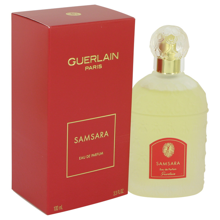 SAMSARA by Guerlain for Women Eau De Parfum Spray 3.4 oz