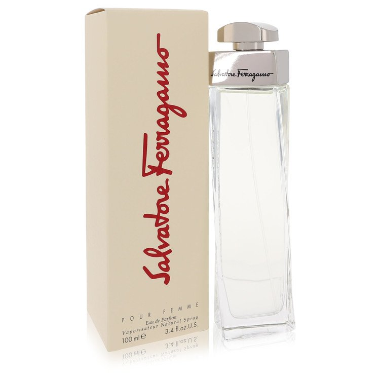 SALVATORE FERRAGAMO by Salvatore Ferragamo for Women Eau De Parfum Spray 3.4 oz