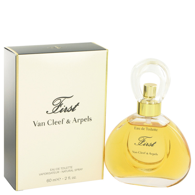 FIRST by Van Cleef & Arpels for Women Eau De Toilette Spray 2 oz