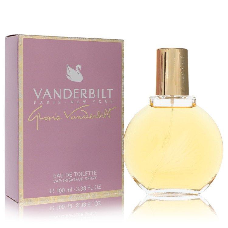 VANDERBILT by Gloria Vanderbilt for Women Eau De Toilette Spray 3.4 oz