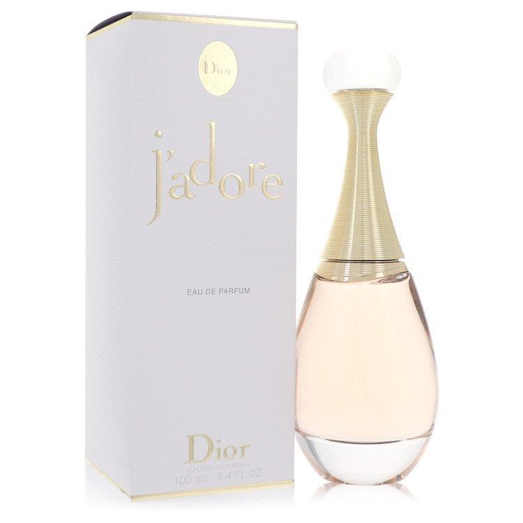 JADORE by Christian Dior for Women Eau De Parfum Spray 3.4 oz